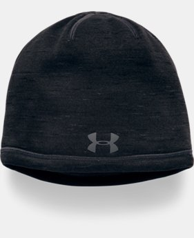 Boys' ColdGear® Reactor Beanie  2  Colors Available $24.99