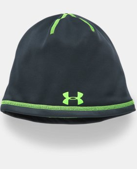 Boys' ColdGear® Reactor Elements Beanie  2 Colors $29.99