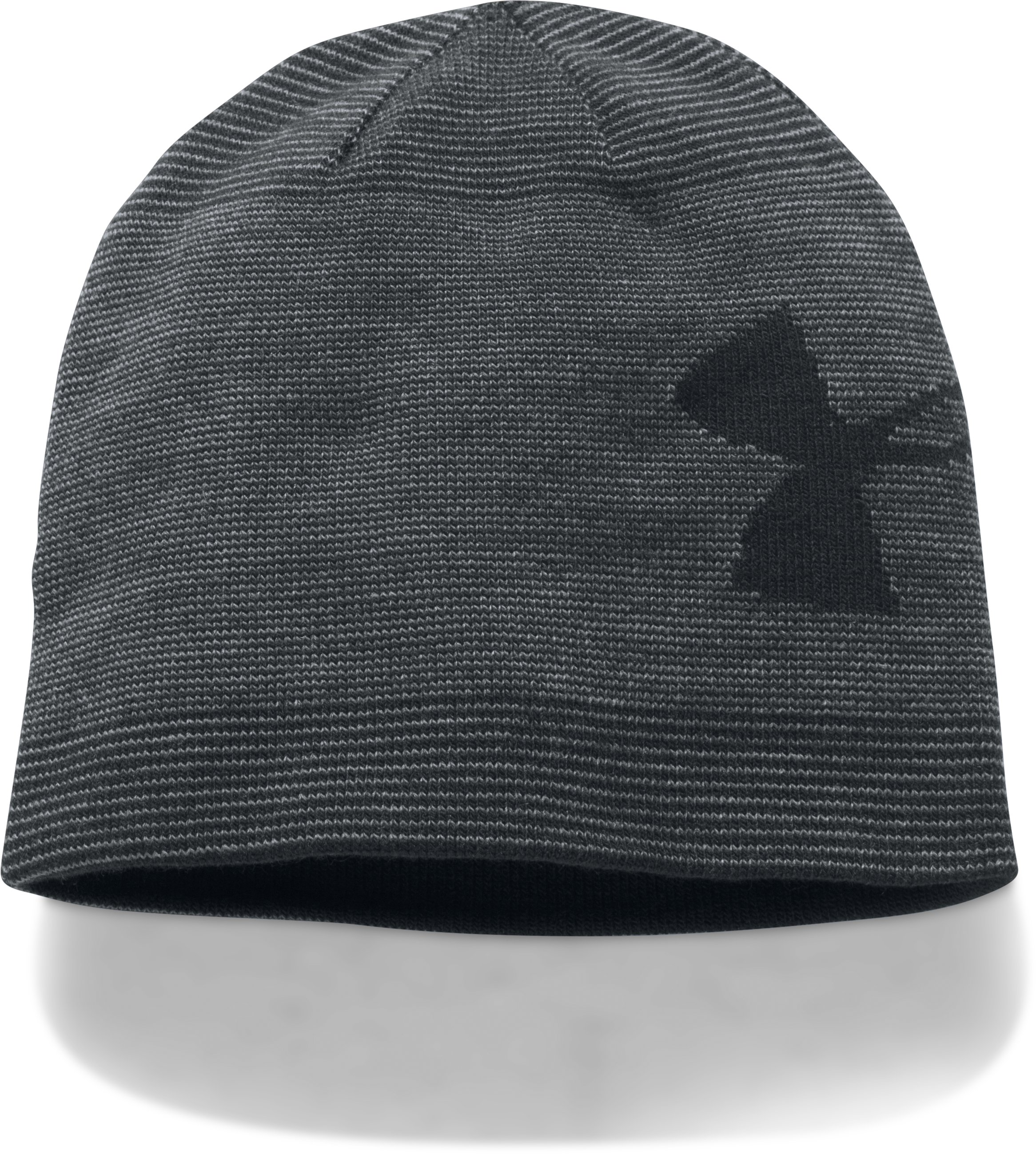 Men's UA Billboard 2.0 Beanie, Black ,