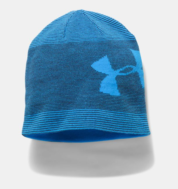 Men's UA Billboard 2.0 Beanie, MAKO BLUE, , MAKO BLUE, Click to view full size