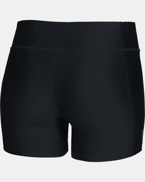 """Women's UA On The Court 4"""" Shorts, Black, pdpMainDesktop image number 4"""