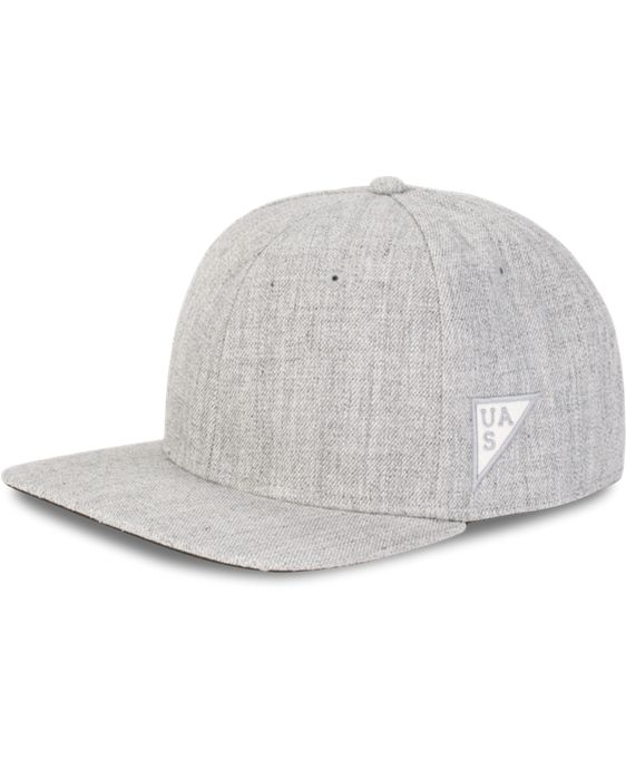 Men's UAS Fundamentals 6-Panel Snapback Cap  1 Color $30