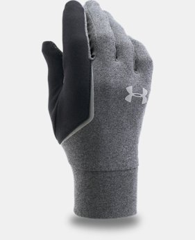 New Arrival  Men's UA ColdGear® Infrared Liner Glove   $24.99