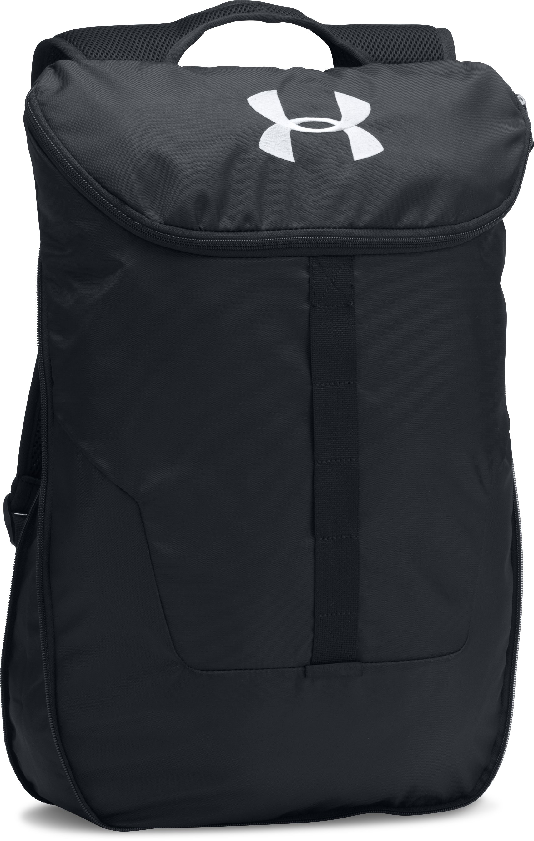 UA Expandable Sackpack, Black ,