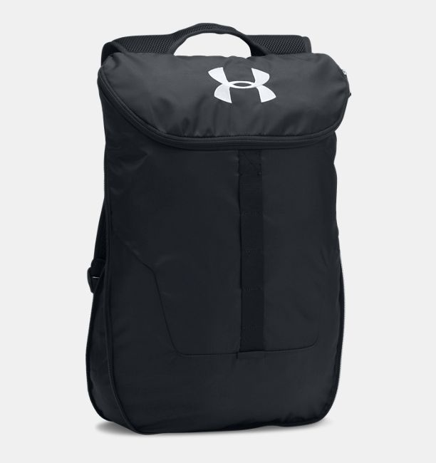 UA Expandable Sackpack  3906d916811ef