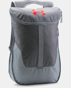 UA Expandable Sackpack  3 Colors $39.99
