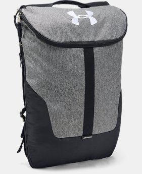 UA Expandable Sackpack  2  Colors Available $39.99
