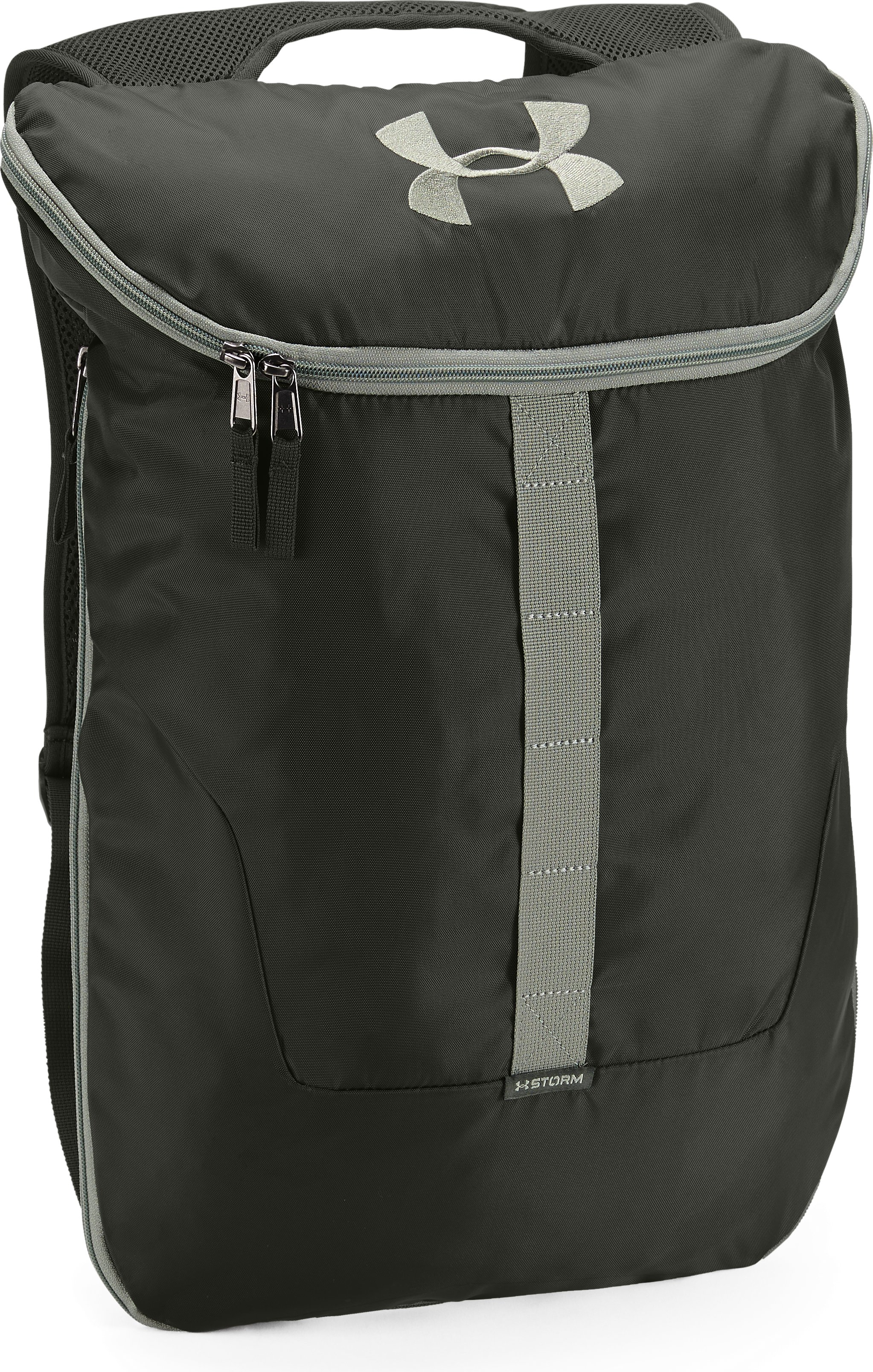 UA Expandable Sackpack, Artillery Green