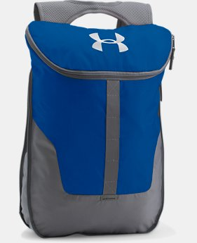 UA Expandable Sackpack  3 Colors $34.99