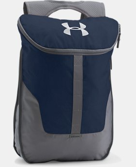 UA Expandable Sackpack  1 Color $34.99