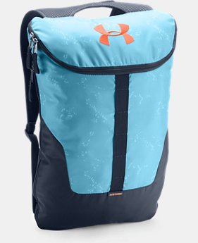 UA Expandable Sackpack LIMITED TIME: FREE SHIPPING 1  Color Available $39.99