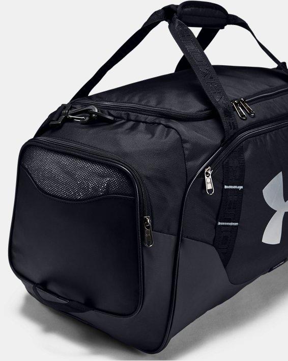 Men's UA Undeniable 3.0 Medium Duffle Bag, Black, pdpMainDesktop image number 4