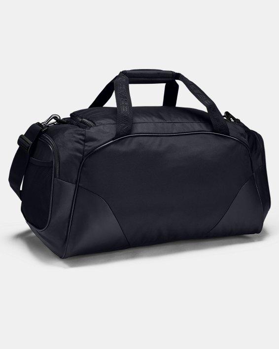 Men's UA Undeniable 3.0 Medium Duffle Bag, Black, pdpMainDesktop image number 3