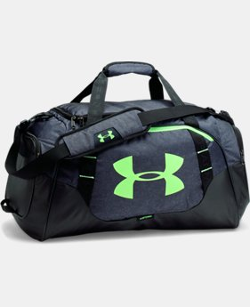 Men's UA Undeniable 3.0 Medium Duffle Bag  4 Colors $54.99