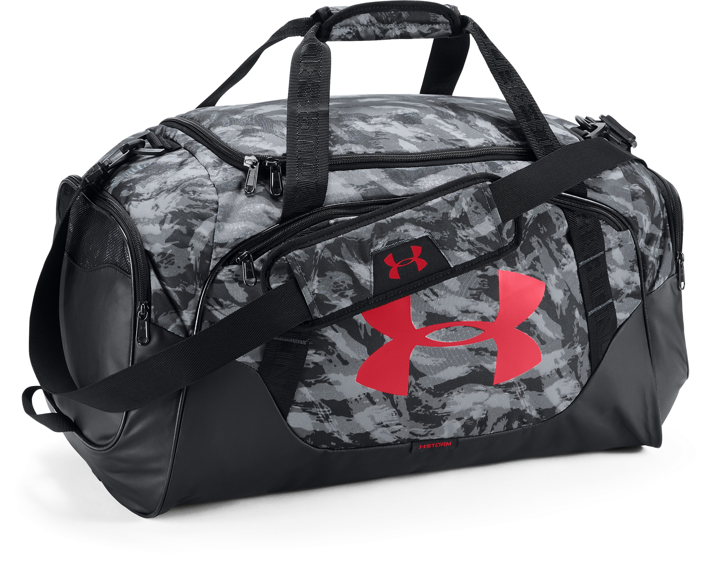Men's UA Undeniable 3.0 Medium Duffle Bag, Steel, undefined