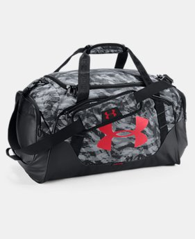 Best Seller  Men's UA Undeniable 3.0 Medium Duffle Bag  4 Colors $54.99