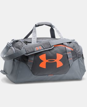 Men's UA Undeniable 3.0 Medium Duffle Bag  4 Colors $33.74