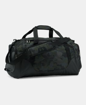 94cbf796f0 Best Seller Men s UA Undeniable 3.0 Medium Duffle Bag 10 Colors Available   54.99