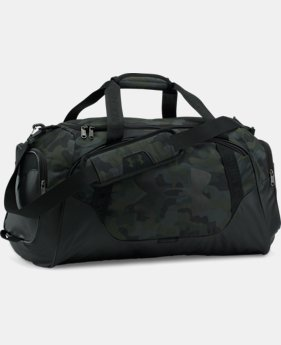 Best Seller Men's UA Undeniable 3.0 Medium Duffle Bag  14  Colors Available $44.99