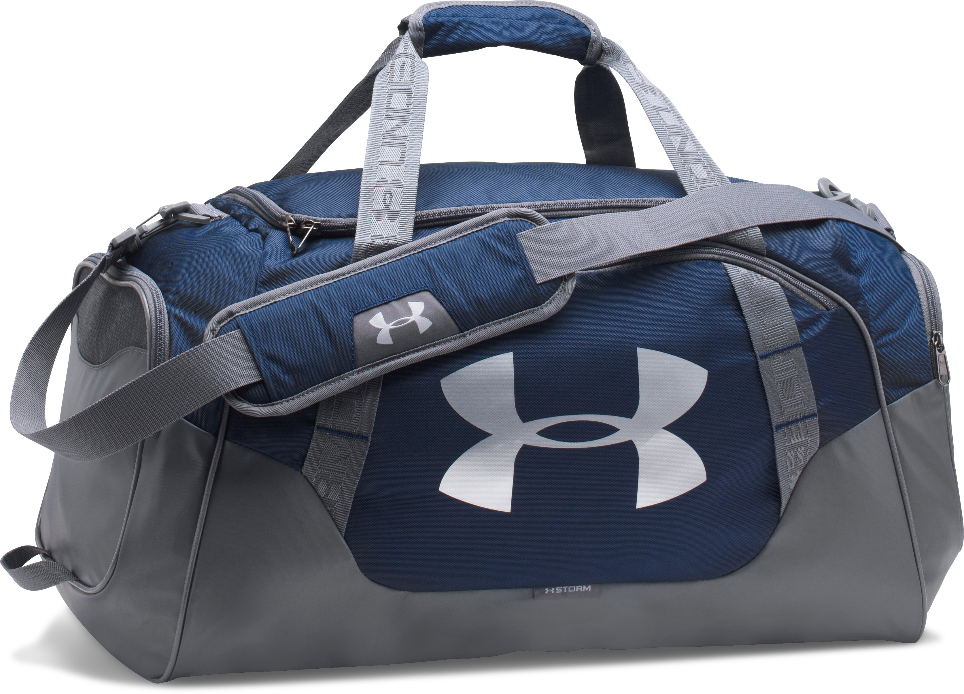 Men's UA Undeniable 3.0 Medium Duffle Bag, Midnight Navy