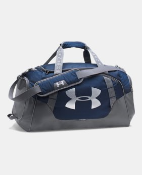 Men s UA Undeniable 3.0 Medium Duffle Bag 8 Colors Available  33.99