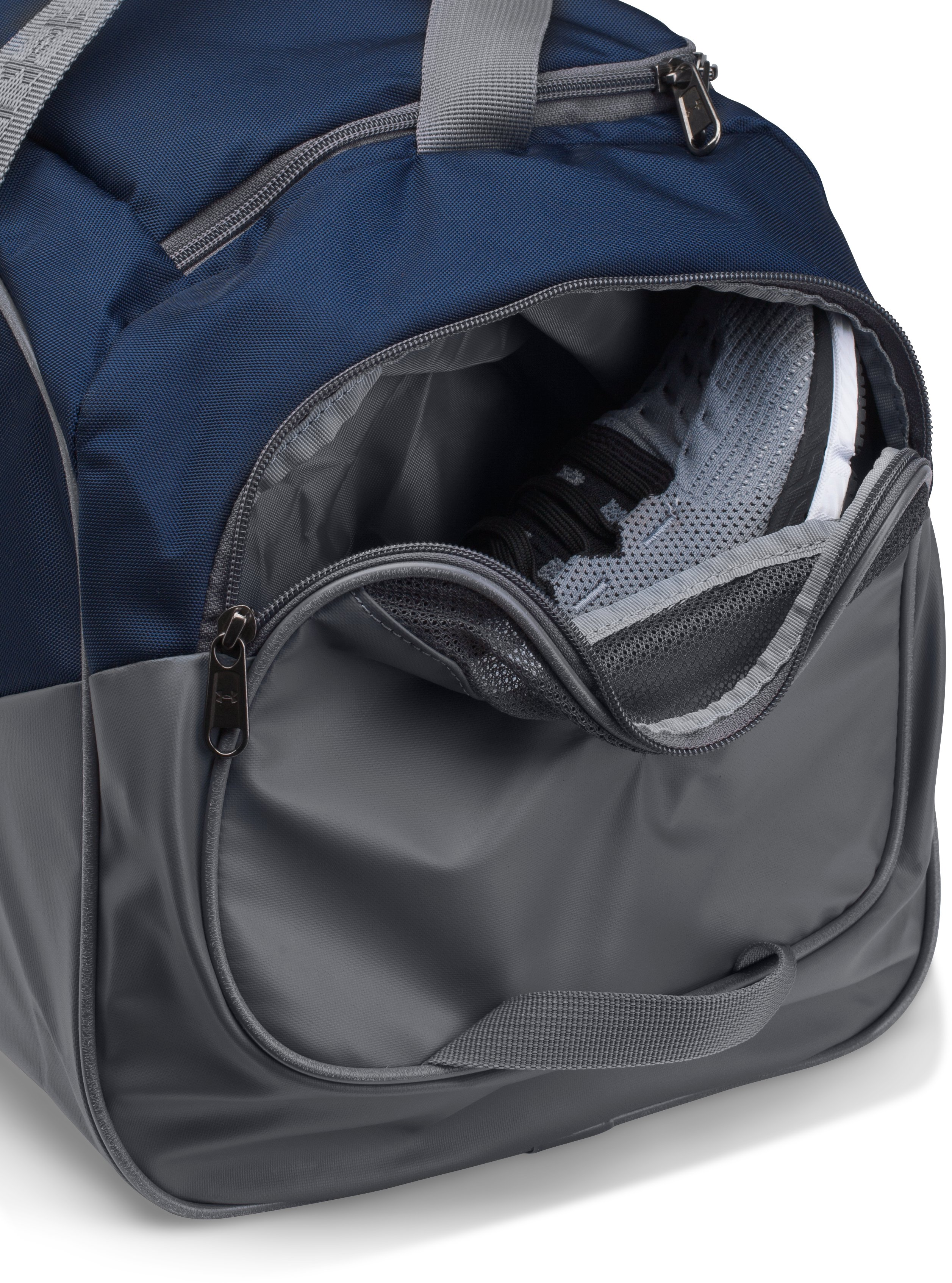 Men's UA Undeniable 3.0 Medium Duffle Bag, Midnight Navy,