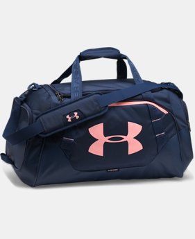 Men's UA Undeniable 3.0 Medium Duffle Bag  1  Color Available $33.74