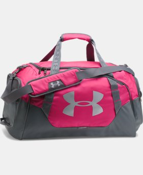 Best Seller Men's UA Undeniable 3.0 Medium Duffle Bag  1  Color $44.99