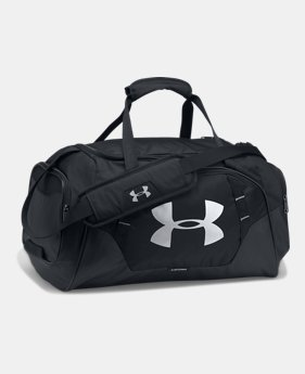 Best Seller Men s UA Undeniable 3.0 Small Duffle Bag 8 Colors Available   39.99 f1e29b9e5f