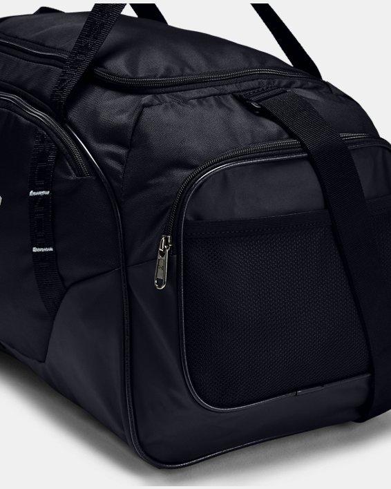 Men's UA Undeniable 3.0 Small Duffle Bag, Black, pdpMainDesktop image number 5