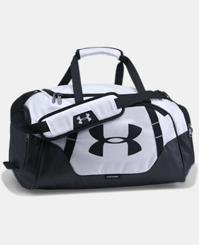 Best Seller Men's UA Undeniable 3.0 Small Duffle Bag  1 Color $39.99 to $379