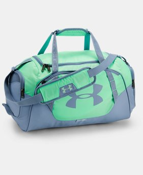 Best Seller  Men's UA Undeniable 3.0 Small Duffle Bag LIMITED TIME: FREE SHIPPING 12  Colors Available $44.99