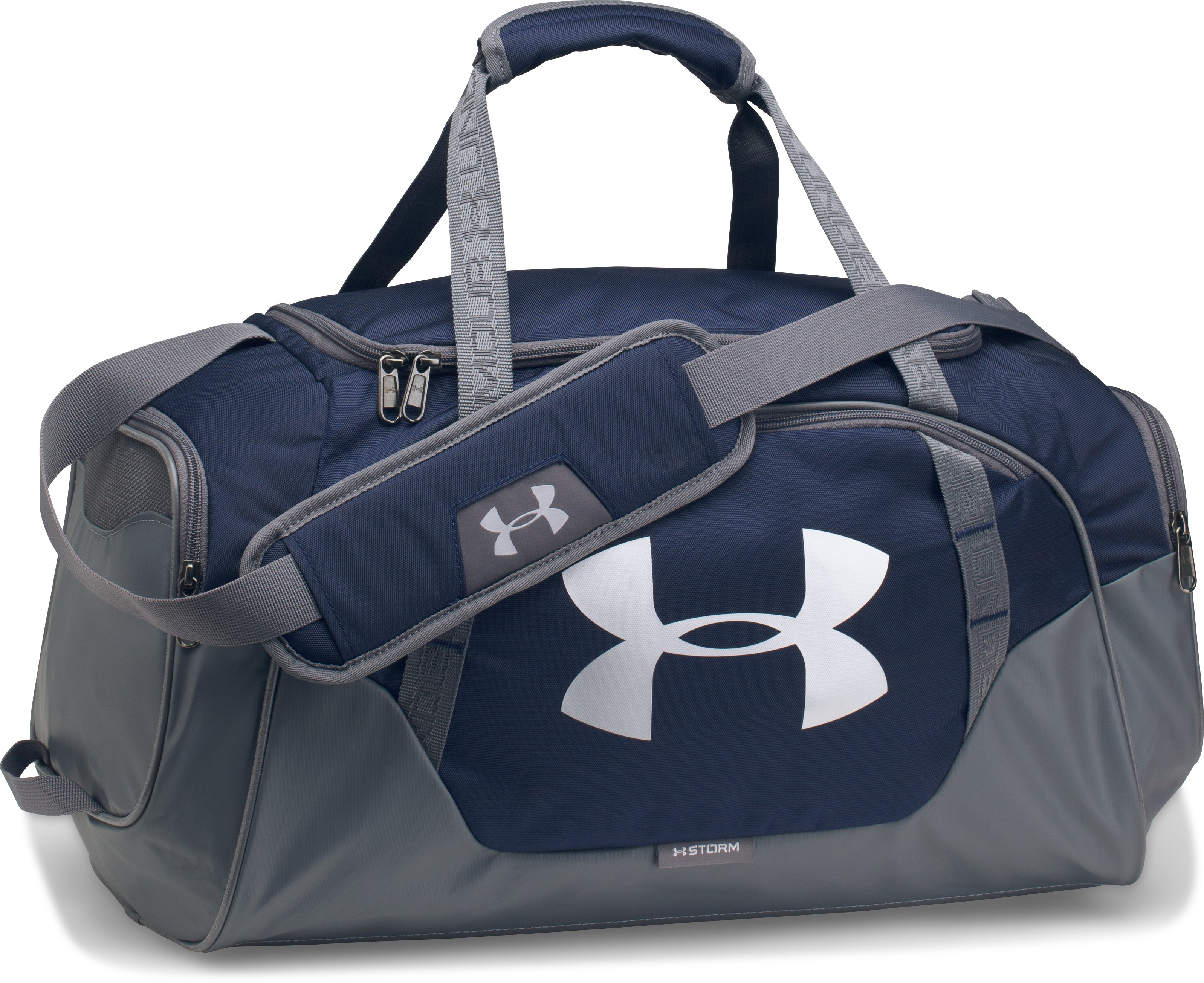 Men's UA Undeniable 3.0 Small Duffle Bag, Midnight Navy