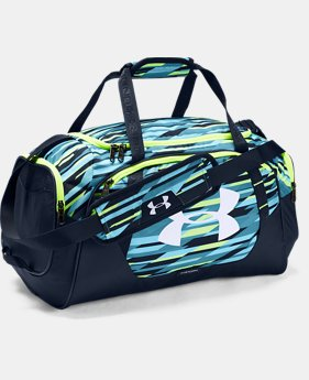 Best Seller Men's UA Undeniable 3.0 Small Duffle Bag  3  Colors Available $39.99
