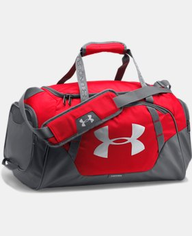 Best Seller  Men's UA Undeniable 3.0 Small Duffle Bag  2  Colors Available $44.99