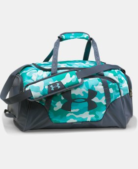 Best Seller  Men's UA Undeniable 3.0 Small Duffle Bag  10 Colors $44.99