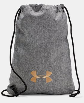 UA Ozsee Elevated Sackpack  2  Colors $22.99