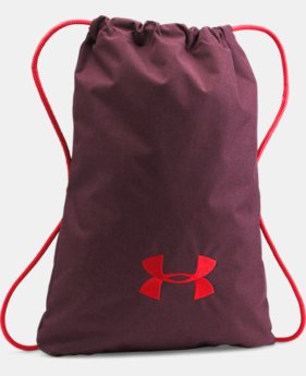 UA Ozsee Elevated Sackpack   $19.99