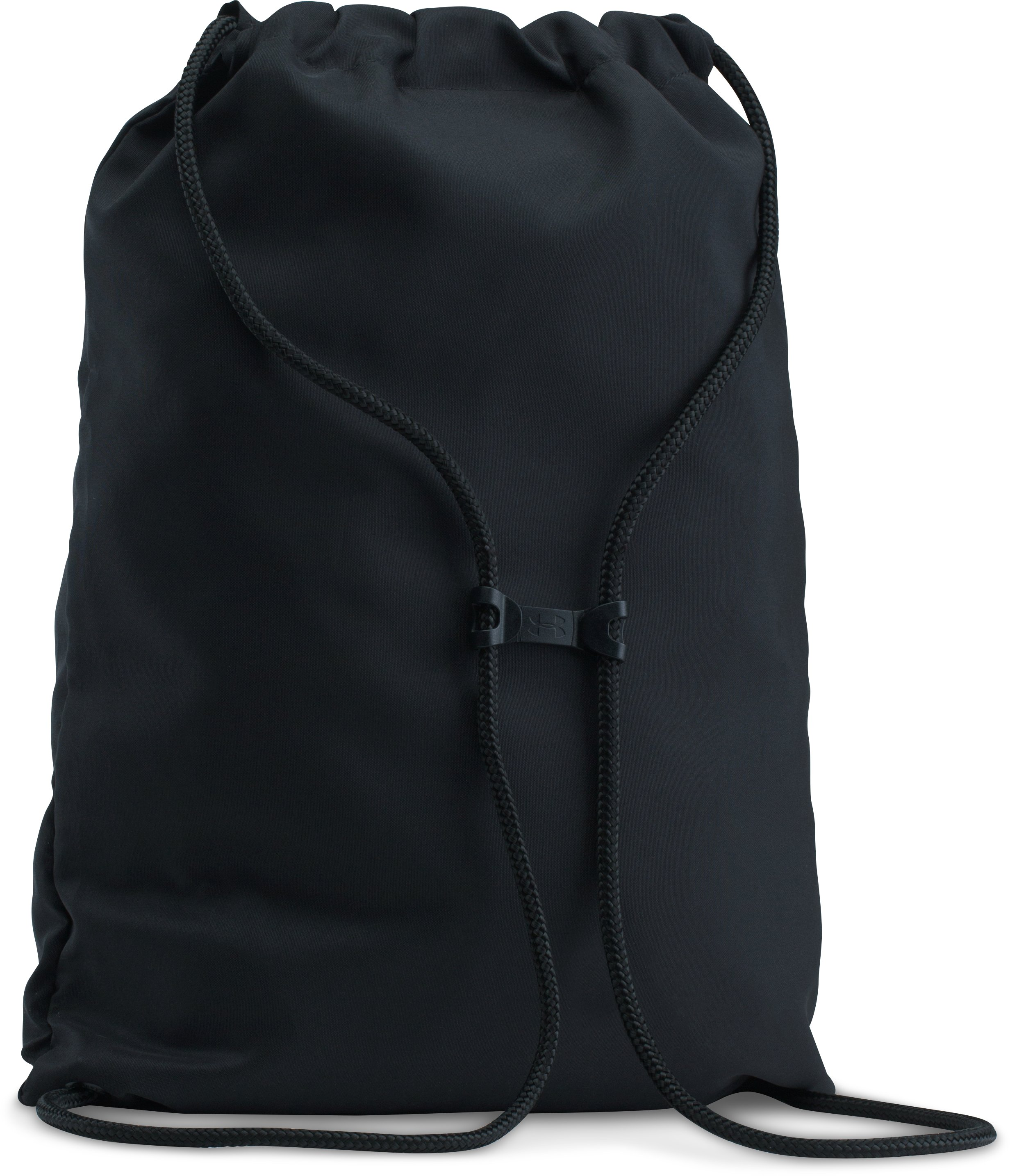 UA Ozsee Cupron® Sackpack, Black , undefined