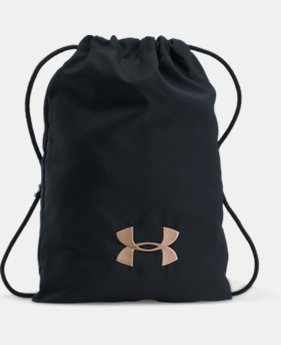 UA Ozsee Cupron® Sackpack  1  Color Available $23.99