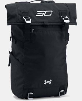 SC30 Signature Rolltop Backpack  2  Colors Available $149.99