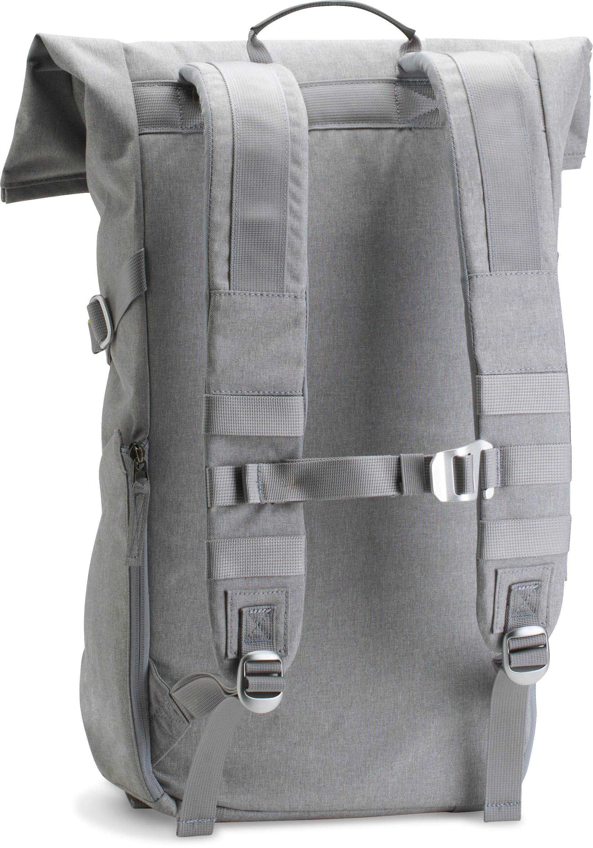 SC30 Signature Rolltop Backpack, GRAY AREA MEDIUM HEATHER,