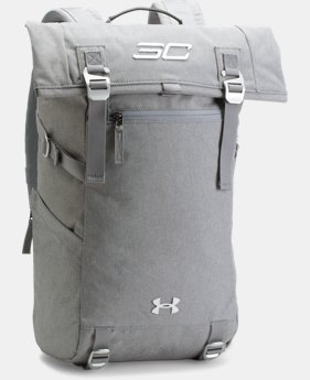 SC30 Signature Rolltop Backpack  2 Colors $149.99