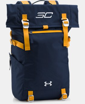SC30 Signature Rolltop Backpack   $149.99