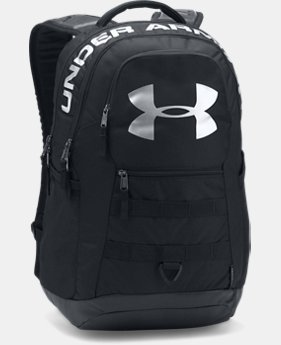 UA Big Logo 5.0 Backpack  1  Color Available $74.99