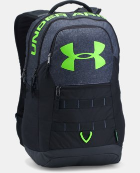 UA Big Logo 5.0 Backpack  6 Colors $69.99