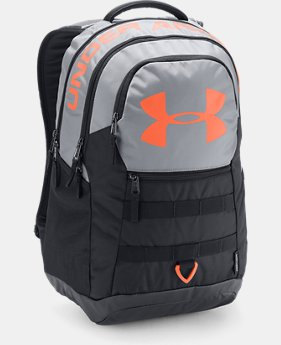 UA Big Logo 5.0 Backpack  4  Colors Available $69.99
