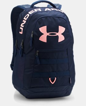 UA Big Logo 5.0 Backpack   $69.99