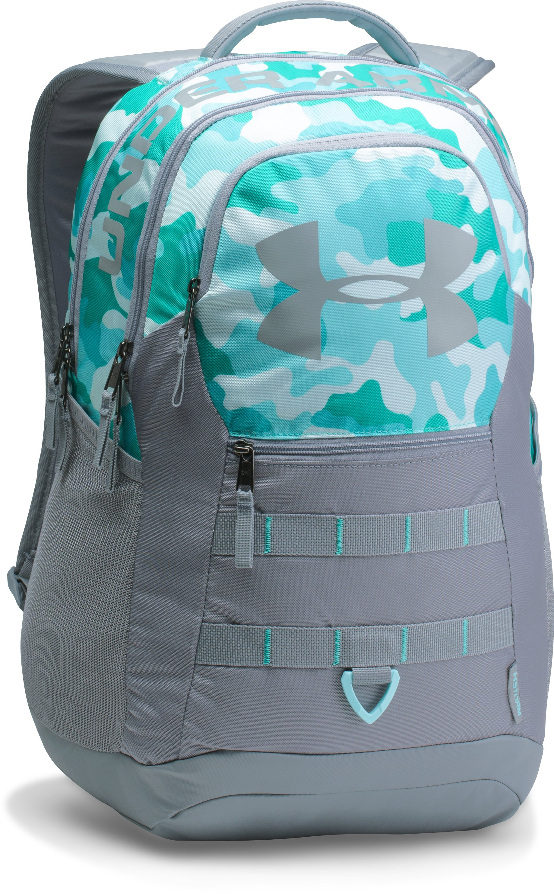 UA Big Logo 5.0 Backpack, BLUE INFINITY