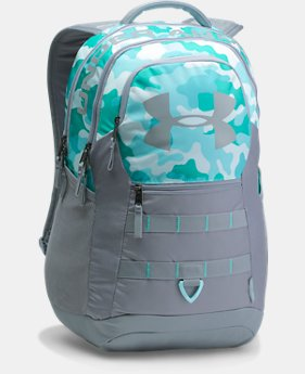 UA Big Logo 5.0 Backpack  1  Color Available $35